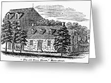 Washington: Headquarters, Greeting Card by Granger