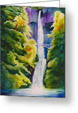 A Favorite Place Greeting Card by Karen Stark