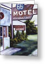 A Road Less Traveled Greeting Card by James Christopher Hill