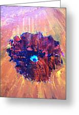 Abstract 4 Greeting Card by Roy Penny