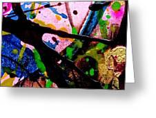 Abstract 48 Greeting Card by John  Nolan