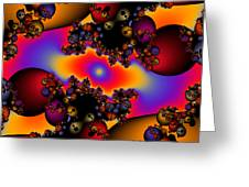 Abstract 49 Greeting Card by Rolf Bertram
