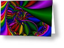 Abstract 530 Greeting Card by Rolf Bertram