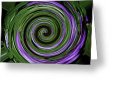 Abstract I Greeting Card by DigiArt Diaries by Vicky B Fuller