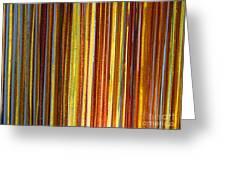 Abstract No.2 Greeting Card by Mic DBernardo