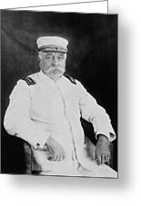 Admiral George Dewey Greeting Card by War Is Hell Store