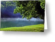 After A Warm Summer Rain Greeting Card by Susanne Van Hulst