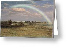 After The Storm Greeting Card by Albert Bierstadt