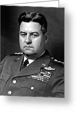 Air Force General Curtis Lemay  Greeting Card by War Is Hell Store