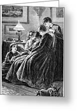 Alcott: Little Women Greeting Card by Granger