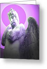 Angel Of Youth No. 02 Greeting Card by Ramon Labusch