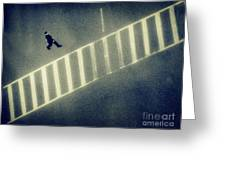 Anonymity Greeting Card by Dana DiPasquale