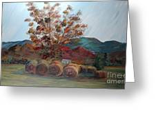 Arkansas Autumn Greeting Card by Nadine Rippelmeyer