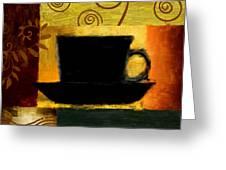 Awakening Greeting Card by Lourry Legarde