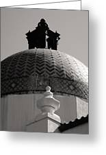 Bathhouse Row Hot Springs National Park Greeting Card by Brian M Lumley