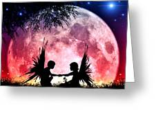 Beloved Greeting Card by Dreamlight  Creations
