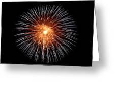 Big Bang Greeting Card by Gary Gunderson