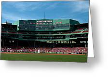 Boston's Gem Greeting Card by Paul Mangold
