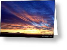 Breathless Greeting Card by Tracy Evans
