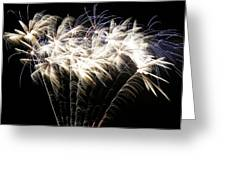 Bright Lights Greeting Card by Phill Doherty