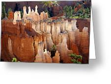 Bryce 2 Greeting Card by Marty Koch