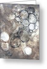 Bubbles Greeting Card by Rockstar Artworks