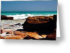 Cable Beach Broome Greeting Card by Phill Petrovic