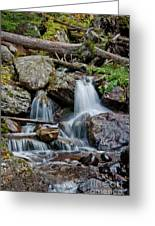 Calypso Cascades Greeting Card by Brent Parks
