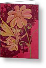 Candy 2 Greeting Card by Jackie Rock