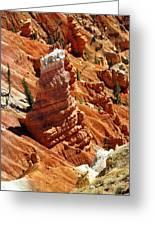 Cedar Breaks 4 Greeting Card by Marty Koch