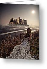Chasing The Dreams Greeting Card by Mo T