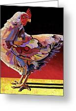 Chickenscape II Greeting Card by Bob Coonts