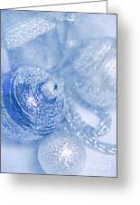 Christmas Time Greeting Card by Angela Doelling AD DESIGN Photo and PhotoArt
