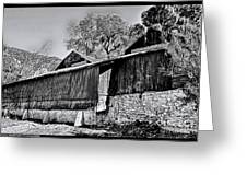 Cider Mill Greeting Card by Tommy Anderson