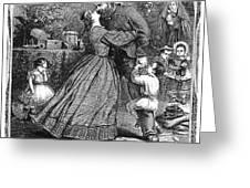 CIVIL WAR: CHRISTMAS Greeting Card by Granger