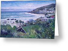 Clifton Beach  Cape Town South Africa 2006  Greeting Card by Enver Larney