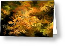 Color Storm Greeting Card by Tom Romeo