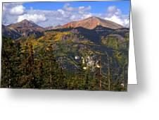 Colorado Fall Greeting Card by Marty Koch