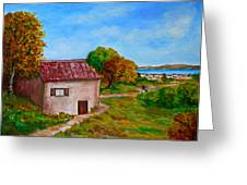 Colors Of Autumn1 Greeting Card by Constantinos Charalampopoulos