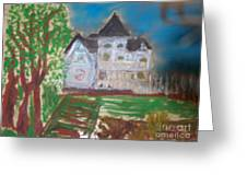 Concannon White House Ldt Series Greeting Card by Maggie Cruser