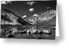 Convict Lake Near Mammoth Lakes California Greeting Card by Scott McGuire