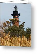 Currituck Lighthouse Greeting Card by Kelvin Booker
