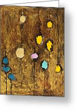 Dangling Blossoms Greeting Card by Tara Thelen