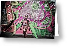Dc Caribbean Carnival No 14 Greeting Card by Irene Abdou