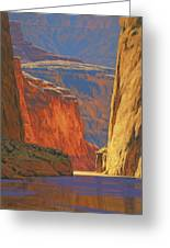 Deep In The Canyon Greeting Card by Cody DeLong