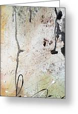 Desert Surroundings 2 By Madart Greeting Card by Megan Duncanson
