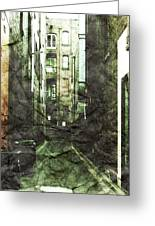 Discounted Memory Greeting Card by Andrew Paranavitana