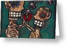 Discover Greeting Card by  Abril Andrade Griffith