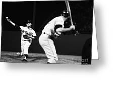 Don Drysdale (1936-1993) Greeting Card by Granger