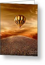 Dream Greeting Card by Photodream Art